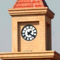 Sindh Club Tower Clock