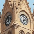 Merewether Memorial Tower clocks
