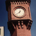 Lahore Railway Station outdoor Tower Clock