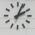 Karachi Club Wall Clock